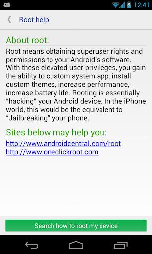 System app uninstaller screenshot 4