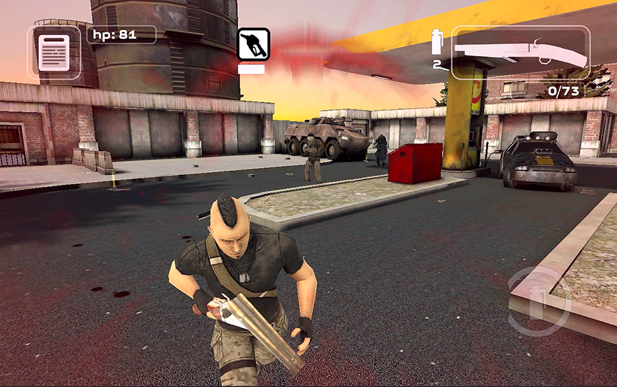 Slaughter Screenshot 3