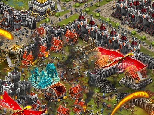 Throne Rush screenshot 11