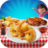 Free Deep Fry Beach food Carnival APK for Windows 8