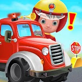 Game Firefighters City Fire Rescue APK for Kindle