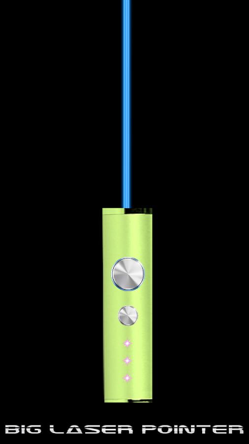 Big Laser Pointer Taschenlampe android spiele download