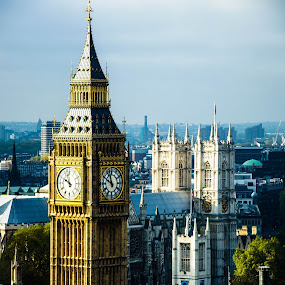 Big ben by Mohammed Hashmi - Buildings & Architecture Public & Historical ( big ben )