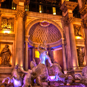 The Forum Shops by Sean Miller - Buildings & Architecture Statues & Monuments