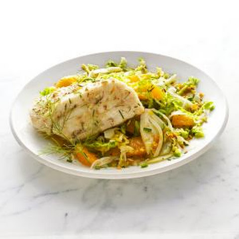 Fennel Slaw With Mint Vinaigrette Recipes — Dishmaps