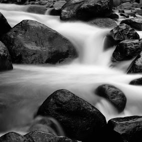 stone and cotton by Ridwan Adhitama - Landscapes Waterscapes