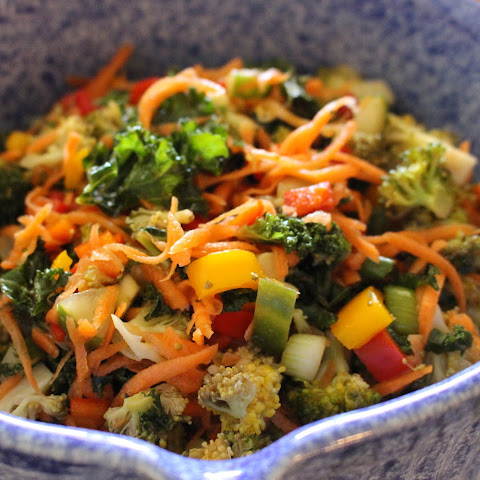 Marinated Vegetable Medley Salad