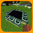 End Portal Mod - Minecraft PE