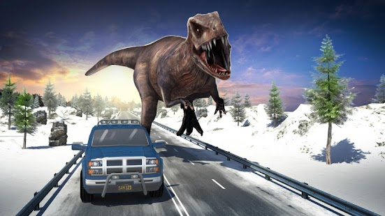 Dinosaur Games - Deadly Dinosaur Hunter for pc