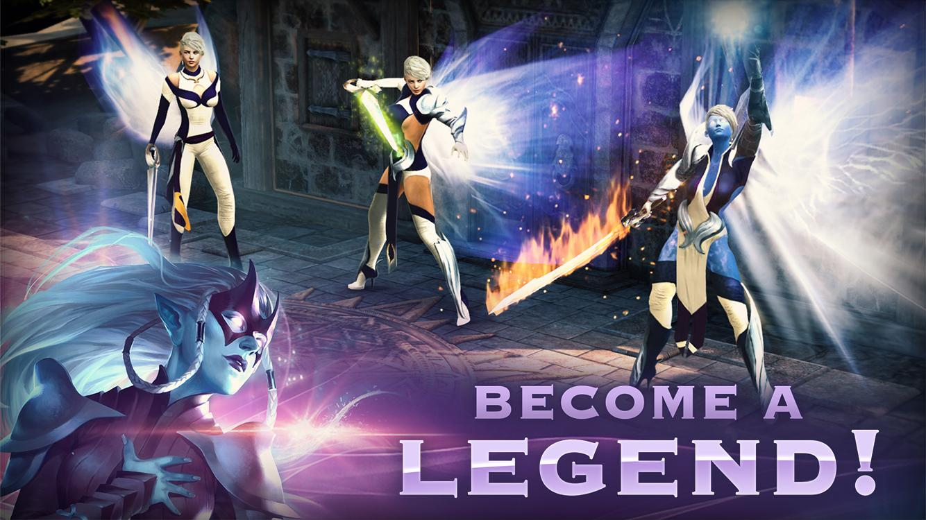 Sacred Legends Screenshot 15