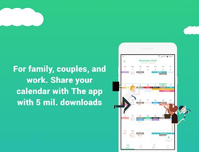 App Free Shared Calendar: TimeTree apk for kindle fire