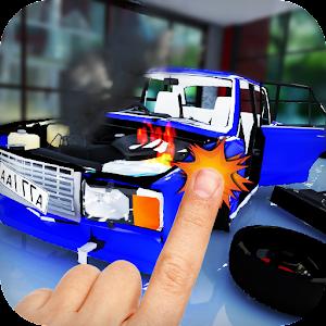 Cover art Car Crash Sport Lada 2107