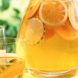 White Wine Sangria Alcohol Recipes