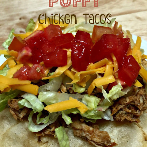 Puffy Chicken Tacos