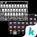 Diamond Skull Kika Keyboard