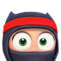 APK Game Clumsy Ninja for BB, BlackBerry