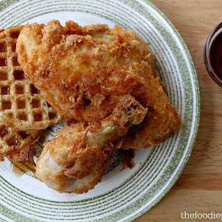 National Waffle Day | Fried Chicken & Waffles