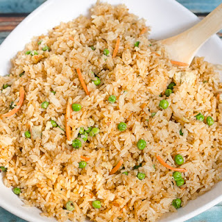 Restaurant Style Asian Fried Rice