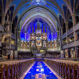 by Gigi Kent - Buildings & Architecture Places of Worship