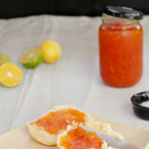 Papaya Lime Jam