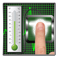 App Body Temperature Checker Prank APK for Kindle