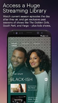 Hulu: Watch TV & Stream Movies APK screenshot thumbnail 4