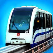 Download Drive Monorail Train APK to PC