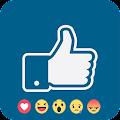 زيادة الاعجبات على الفيس APK Descargar