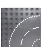 Пластина Baseplate для конструкторов, поворот