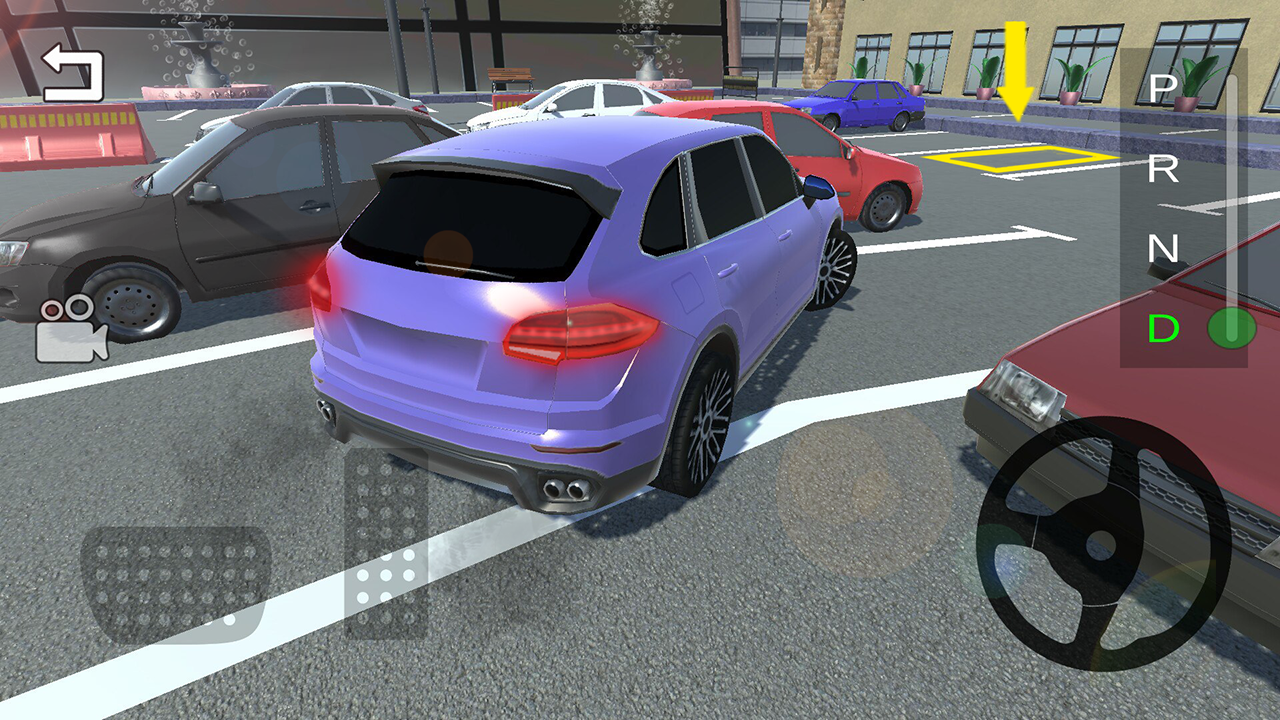 Luxury Parking Screenshot 6