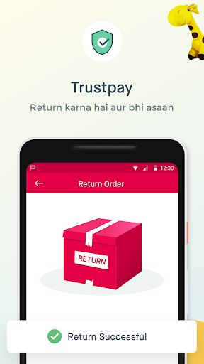 Snapdeal Online Shopping App for Quality Products screenshot 1