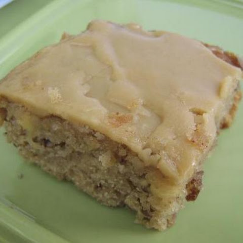 Dorie Greenspan's Applesauce Spice Bars
