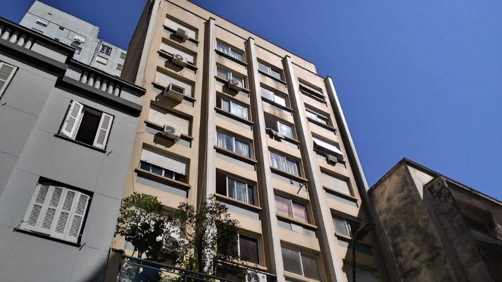 Apartamento 1 dormitório- Centro Histórico de Porto Alegre
