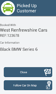 West Renfrewshire Cars - screenshot