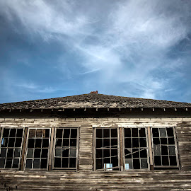 by Larry Rogers - Buildings & Architecture Decaying & Abandoned
