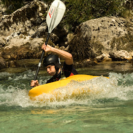 Soča rider by Iztok Urh - Sports & Fitness Watersports