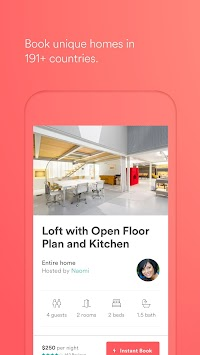 Airbnb APK screenshot thumbnail 1