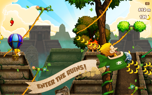 Benji Bananas screenshot 12