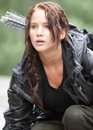 Lawrence: Pensionistbryst i munden! jennifer lawrence,  hunger games,