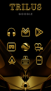 TRILUS Icon Pack - screenshot