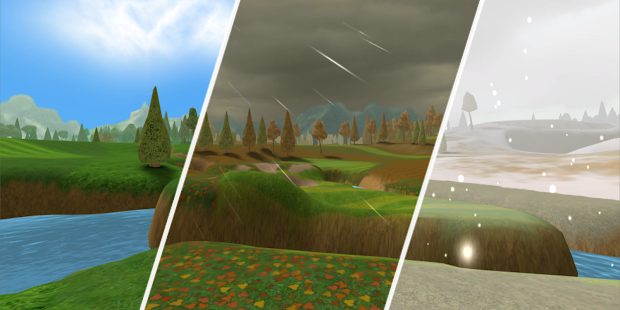 Golf VR screenshot for Android