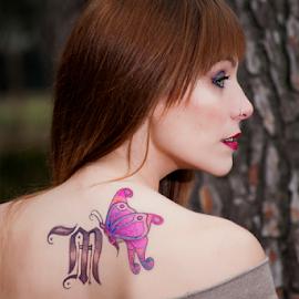 Buscandote by Jea Tessa Expochr - People Body Art/Tattoos