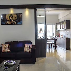 Interior by Kundan Negi - Buildings & Architecture Other Interior ( interior design, home, interior, flat, home decor )