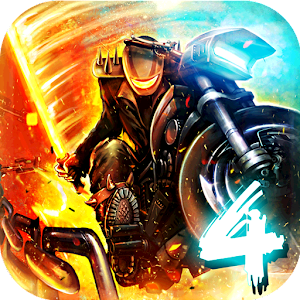 Death Moto 4 For PC (Windows & MAC)