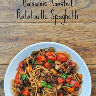 Garlic Spaghetti Balsamic Vinegar Recipes