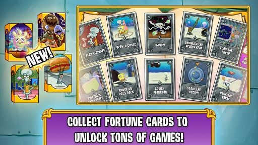 SpongeBobs Game Frenzy - screenshot