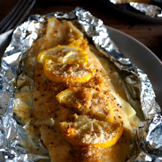 Baked Fish Fillet Prepared in Less than 30 Minutes