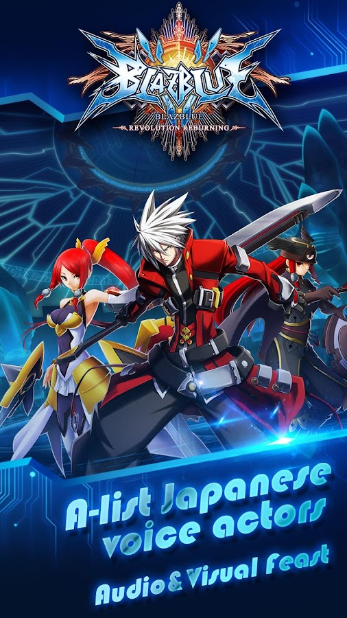 BlazBlue RR - Real Action Game Screenshot 14