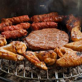 my grill by LADOCKi Elvira - Food & Drink Cooking & Baking
