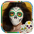 App Mexican Sugar Skull Makeup APK for Kindle